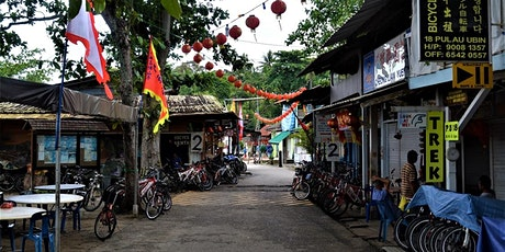 Cycling on Ubin tickets