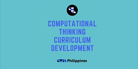 Computational Thinking Curriculum Development tickets