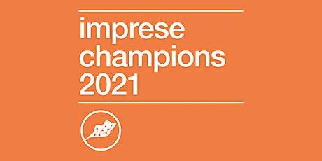 L'ITALIA GENERA FUTURO: presentazione ricerca Imprese Champion 2021 biglietti