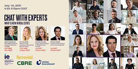 Real Estate Development: Chat With Experts Series tickets