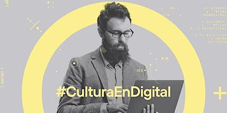 Cultura En Digital. Transformación digital en las instituciones culturales entradas