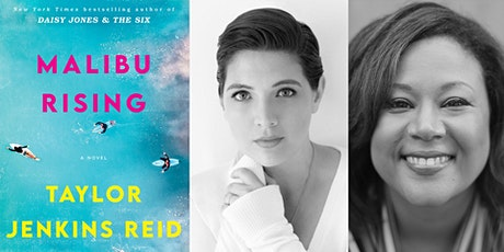 A Virtual Conversation with Taylor Jenkins Reid and Jasmine Guillory tickets
