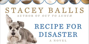 Author Talk And Book Signing with Recipe for Disaster A...