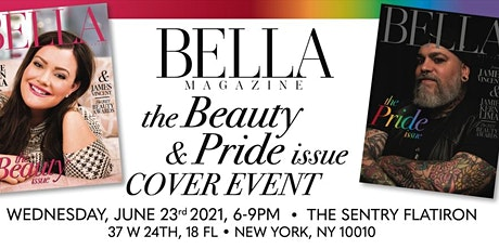 BELLA's Beauty + Pride Issues Cover Event tickets