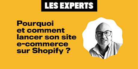 Pourquoi et comment lancer son site ecommerce sur Shopify ? entradas