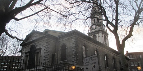 Walking Tour - St Giles: In Search of a Slum tickets