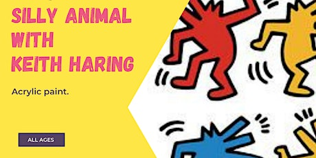 Silly Animals with Keith Haring tickets