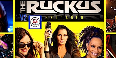 The RUCKUS returns to 37 Main tickets