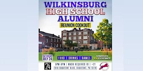 Wilkinsburg Alumni Cookout tickets