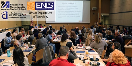 Webinar + In Person:  Emergency Neurological Life Support (ENLS) course tickets