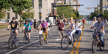 Lake Erie Cycle Fest: Downtown Slow Roll tickets
