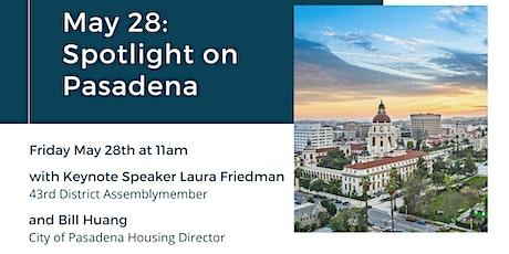 ADU Best Practices Webinar Series: Spotlight on Pasadena tickets