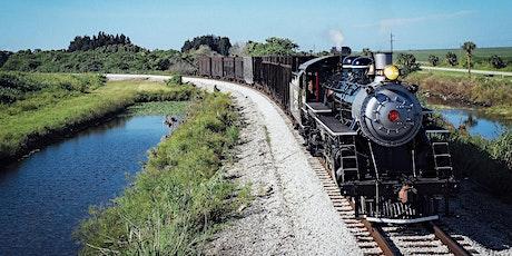 Sugar Express  steam locomotive 148 tickets