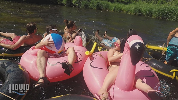 Party Bus To Apple River - Every Sunday (Tubes Included) image
