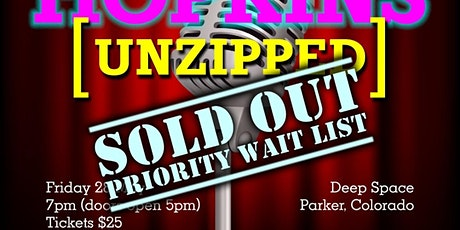 Katie Hopkins Unzipped! tickets