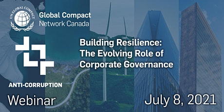 The Evolving Role of Corporate Governance tickets