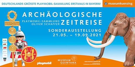 Online-Führung durch die PLAYMOBIL-Ausstellung Tickets