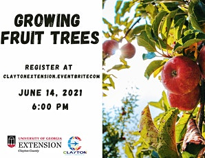 Growing Fruit Trees tickets
