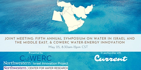 Fifth Annual Symposium on Water in Israel and the Middle East tickets