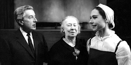 Ballet in the 20th Century: Nijinska and Ashton: Choreographic Connections entradas
