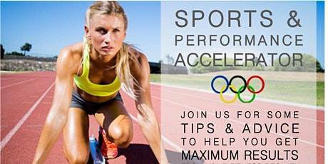 Sports and Performance Accelerator tickets