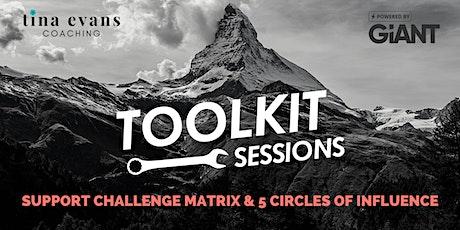 Leadership Toolkit Session - #1 tickets