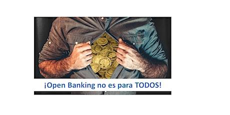 Open Banking ... NO es para TODOS entradas