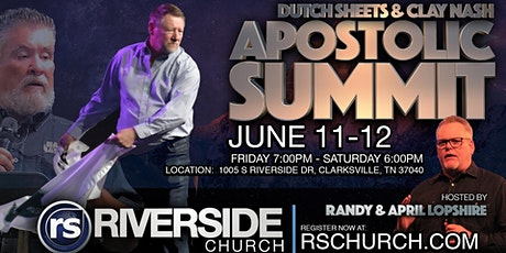 2021 Apostolic Summit tickets