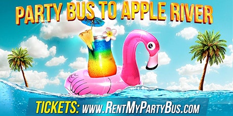 Party Bus To Apple River - Every Sunday (Tubes Included) tickets