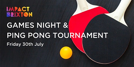 Cocktails & Games tickets