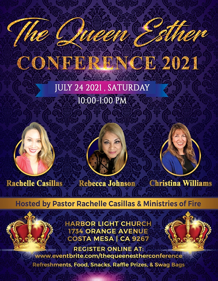 The Queen Esther Conference image