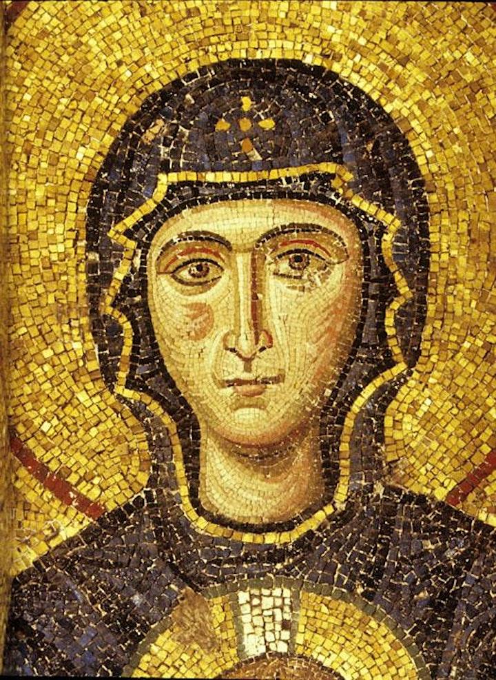 A Transcendent World: Byzantine Mosaics image