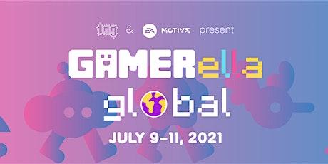 GAMERella Global 2021 tickets