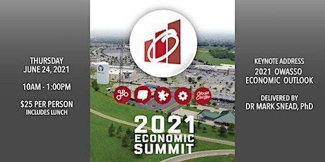 2021 Owasso Economic Summit tickets