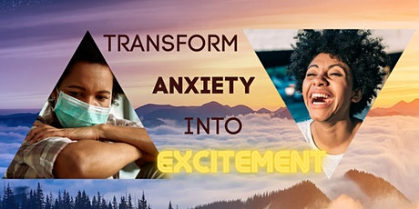 5 Step Anxiety and Exhaustion Mastery System - LONDON tickets
