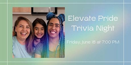 Elevate Pride Trivia Night! tickets
