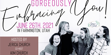 Gorgeously Embracing You! -LADIES NIGHT- tickets