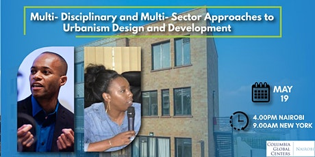 Multidisciplinary and Multi-Sector Approaches to Urbanism tickets