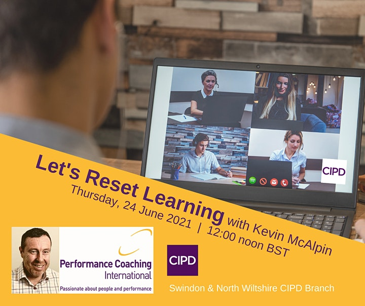 Let's Reset Learning - Presented by Kevin McAlpin image