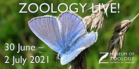 Zoology Live! 2021: Land, Sea and Sky Tickets