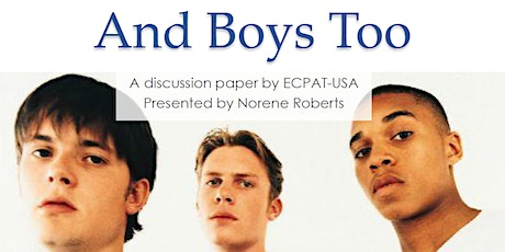 And Boys Too - Virtual tickets