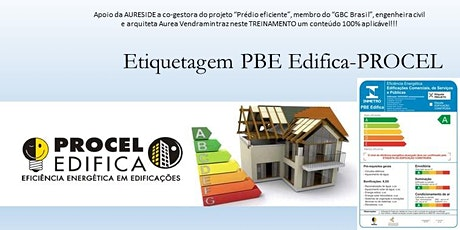 Etiquetagem PBE Edifica - PROCEL ingressos