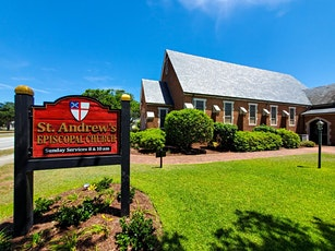 Holy Eucharist at St. Andrew's Episcopal Church, Morehead City tickets