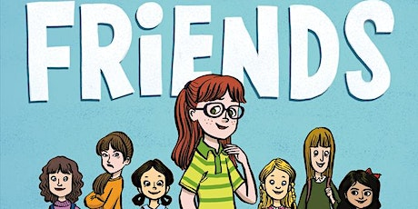 Tween Graphic Novel Club (ages 9-12) tickets