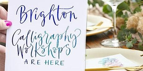 Beginners Modern Calligraphy Pointed Nib Workshop tickets