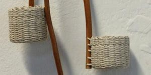 Festival of Stuff: Morning Session - Paper Cord Weaving