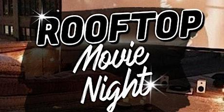 Rooftop Movie Night tickets
