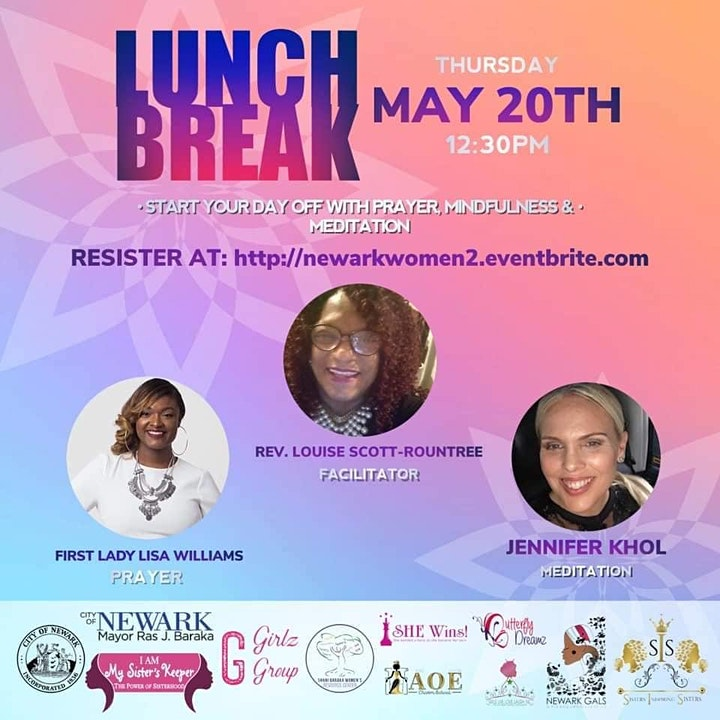 2nd Annual Newark Women's Day of Wellness image