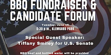 Whitman Co. GOP BBQ Fundraiser & Candidate Forum tickets