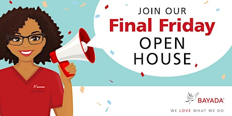 Final Friday Open House tickets